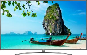 LG 75UN81006LB LED-Fernseher (189 cm/75 Zoll, 4K Ultra HD, Smart-TV, UltraHD)