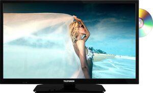 Telefunken L24H550M4D LED-Fernseher (60 cm/24 Zoll, HD-ready, integrierter DVD-Player)
