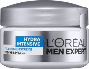 L'ORÉAL PARIS MEN EXPERT Feuchtigkeitscreme »Hydra Intensive«, für sensible Männerhaut; zieht schnell, ohne fetten ein