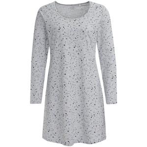 Damen Nachthemd mit Allover-Print