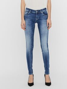 VMLEXY LOW WAIST SLIM FIT JEANS