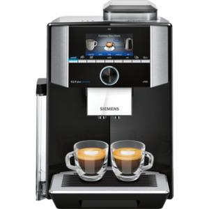 Siemens TI9555X9DE EQ.9 plus connect Kaffee-Vollautomat edelstahl/schwarz