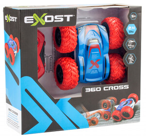 Exost Silverlit 360 Cross Sortiment