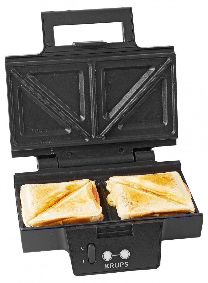 Bild 2 von Krups Sandwichmaker FDK451
