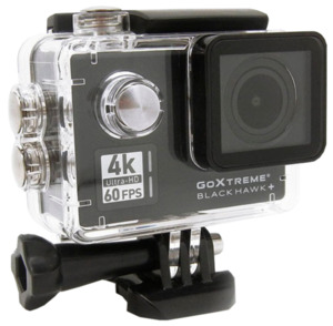 GoXtreme Action-Cam Black Hawk +4K