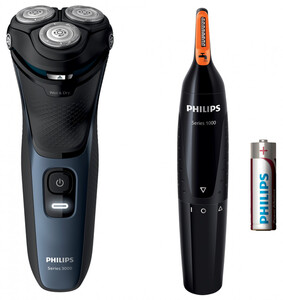 Philips Rasierer S3134/57 – Series 3000