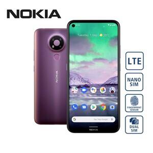 Smartphone 3.4 • 3-fach Hauptkamera mit Ultraweitwinkel und Tiefensensor (13 MP + 5 MP + 2 MP) • 8-MP-Frontkamera • 3-GB-RAM, bis zu 64 GB interner Speicher • microSD™ -Slot bis zu 512 GB