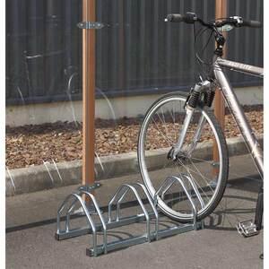 Fahrradständer für drei Fahrräder von Mottez, B135, 1 Stück