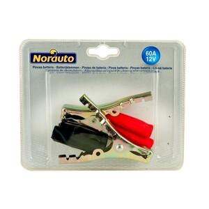 Batteriepolzangen von Norauto, 60 A, 2 Stück