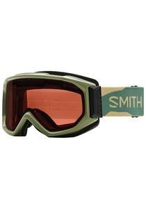 Smith Scope Pro Snowboardbrille - Grün