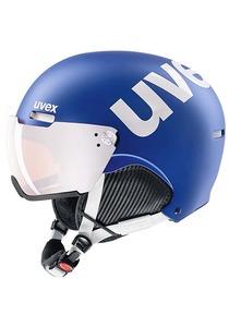 uvex 500 Visor Snowboard Helm - Blau