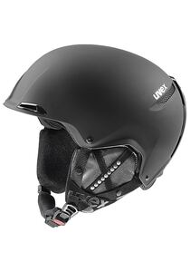uvex Jakk+ Snowboard Helm - Schwarz