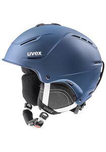 uvex P1us 2.0 Snowboard Helm - Blau