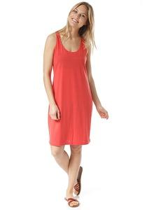 SUPER.NATURAL Essential Racer - Kleid für Damen - Rot