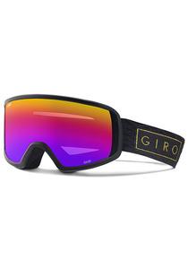 GIRO Gaze - Snowboardbrille für Damen - Schwarz