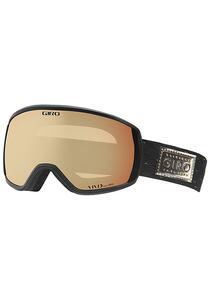 GIRO Facet - Snowboardbrille für Damen - Schwarz