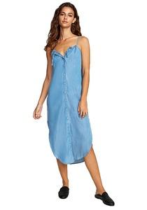 RVCA Lexi - Kleid für Damen - Blau