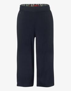 Street One - Culotte-Hose mit weitem Bein, 3/4 Länge, reine Viskose