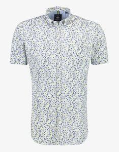 Lerros - Hemd mit Allover-Druck
