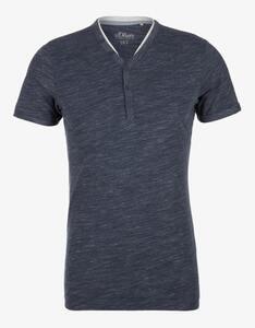 s.Oliver - Henleyshirt aus Jersey