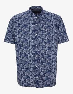 s.Oliver - modisch florales Kurzarmhemd