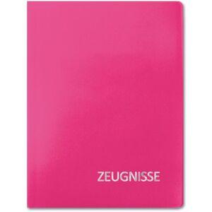 Zeugnismappe Basic - magenta