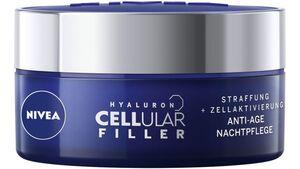 NIVEA Hyaluron Cellular Filler Anti-Age Nachtpflege