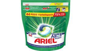 Ariel All-in-1 Pods Universal – 44Waschladungen