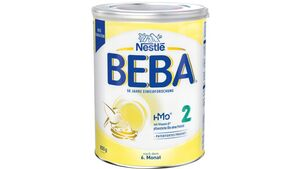 Nestlé BEBA 2 nach dem 6. Monat