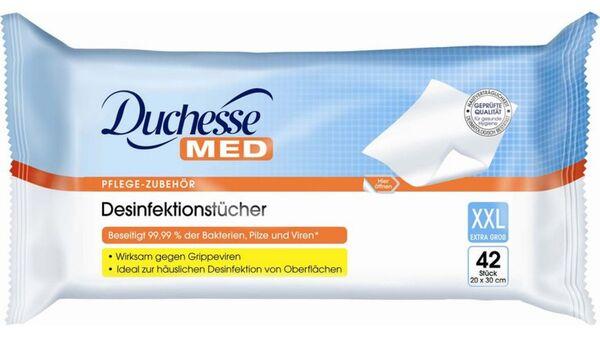 DUCHESSE MED Desinfektionstücher