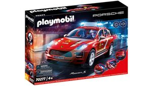 PLAYMOBIL 70277 - City Action - Porsche Macan S Feuerwehr