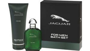 JAGUAR for Men Bath Set Eau de Toilette + Shower Gel