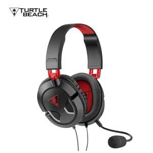 Turtle Beach® Recon 50 Gaming-Headset · leicht und komfortabel, mit klaren Höhen und starken Bässen · Lautstärkeregler und Mikrofonstummschaltung · Mikrofon abnehmbar · für Computer und alle