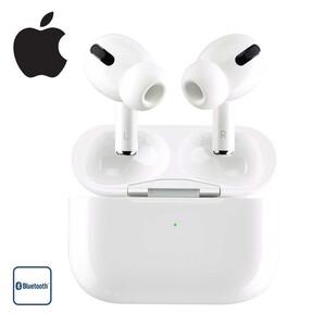 Bluetooth®-Kopfhörer Airpods Pro (inkl. eines kabellosen Ladecases?) · ca. 4,5 h Wiedergabe bei einer Aufladung · 24 h Batterielaufzeit mit mehreren zusätzlichen Aufladungen im Case · Zugriff a