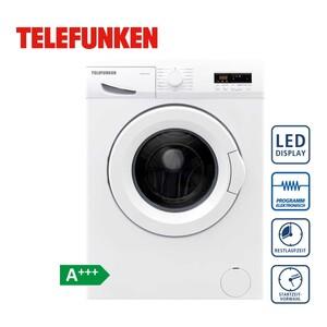 Waschautomat TFW 5441 F4D • 15 Programme • Aquastoppschlauch • Maße: H 84,5 x B 59,7 x T 52,7 cm • Energie-Effizienz A+++ (Spektrum: A+++ bis D