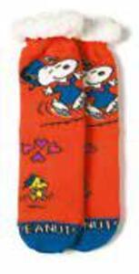 Peanuts Kuschelsocken mit ABS