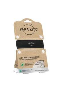 ParaKito Anti-Mücken Armband, schwarz