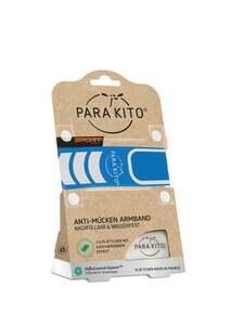 ParaKito Anti-Mücken Armband, blau
