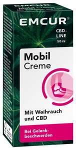 Emcur Mobil-Creme mit Weihrauch und CBD
