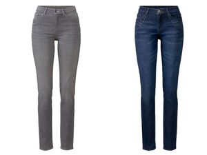 ESMARA® Jeans Damen, Slim Fit, mit Baumwolle