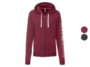 Uncle Sam Sweatjacke Damen, mit Kapuze
