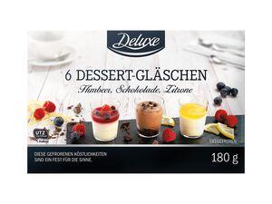 Dessert-Gläschen