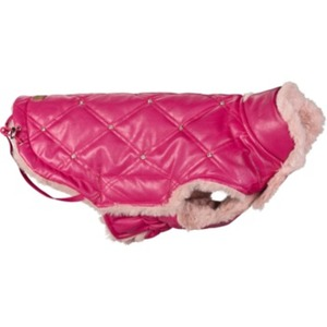 MORE FOR MORE Wintermantel pink 26cm