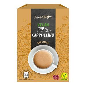 AMAROY Veganer Instant Cappuccino 96 g