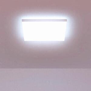 Smartes LED-Panel tint Aris, 45 x 45 cm