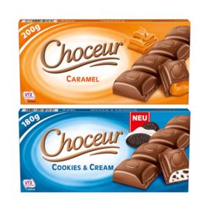 CHOCEUR     Weiße / Gefüllte Schokolade