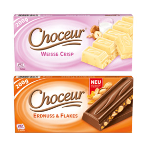 CHOCEUR     Schokoladenvielfalt