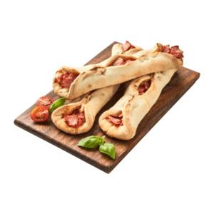 MEIN BESTES     Pizzaschiffchen Mozzarella