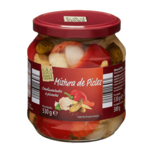 KING'S CROWN     Mixed Pickles