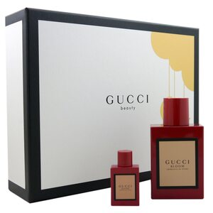Gucci Bloom Ambrosia di Fiori Set Eau de Parfum 50 ml & Eau de Parfum Miniatur 5 ml für Damen